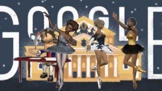 Что такое Большой театр  Doodle Google 240 лет 볼쇼이 극장 - Bolsjojtheater - 莫斯科大劇院(, 2016-03-28T01:59:34.000Z)