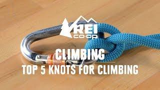 Best Climbing Knots || REI