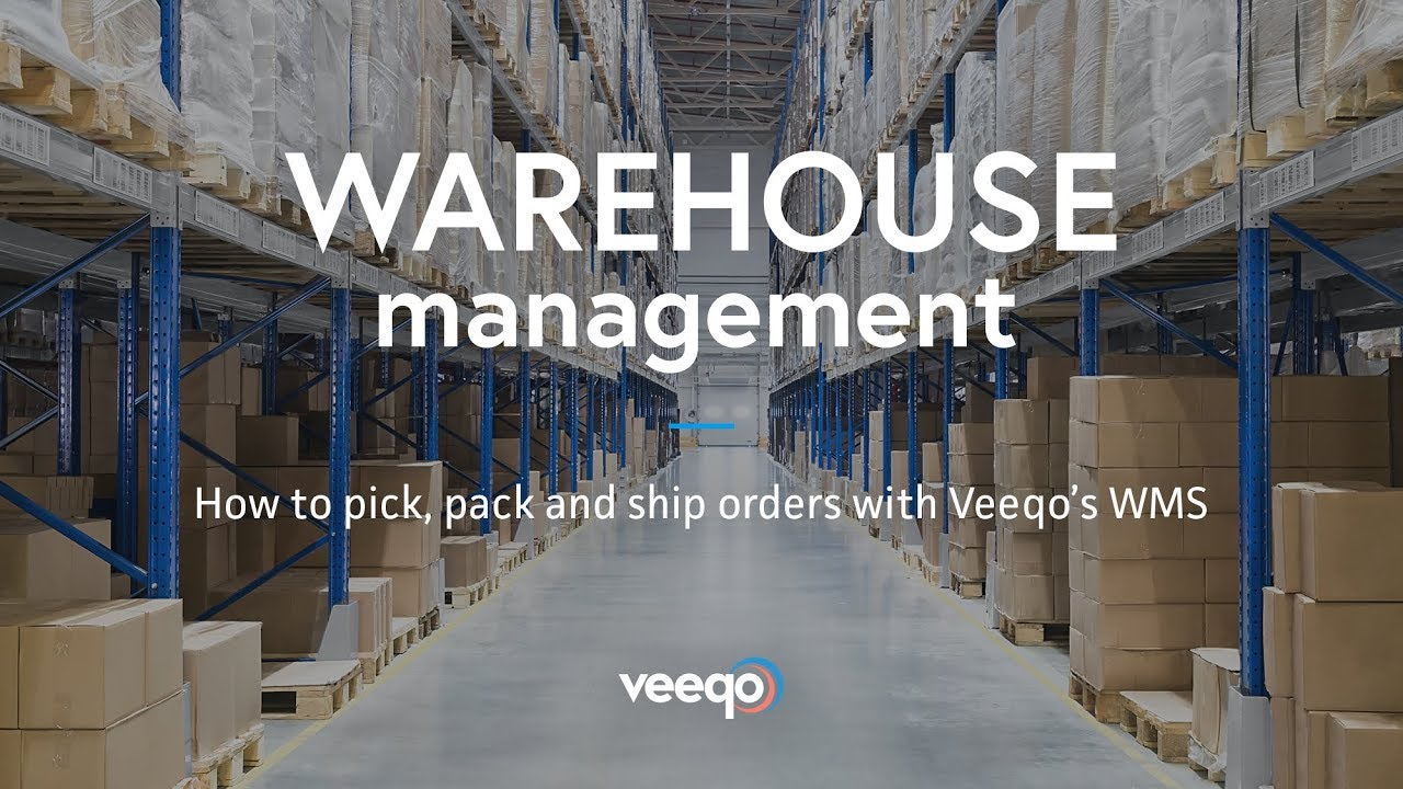 Veeqo Warehouse Management Software - How It Works