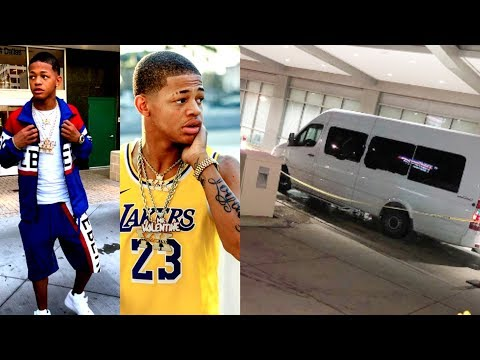 YK Osiris Responds To Goons Sh00ting His Sprinter Van Up