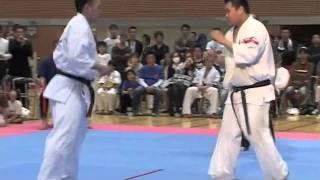 【新極真会】第28回全四国空手道選手権大会 決勝戦 SHINKYOKUSHINKAI KARATE