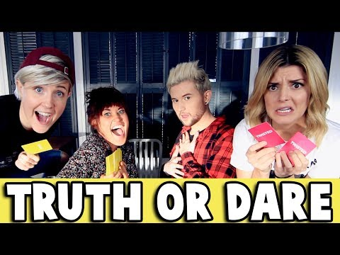 TRUTH or DARE w/ Grace, Mamrie & Hannah