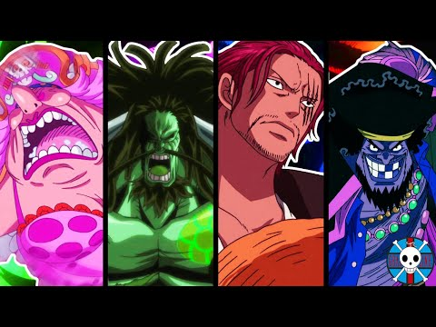 The Four Emperors Explained | One Piece 101 (2.0)