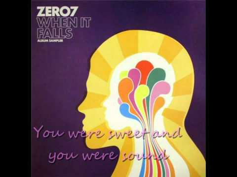 Zero7 Sommersault with lyrics