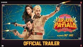 Arjun Patiala movie trailer; Arjun Patiala trailer review; अर्जुन पटियाला ट्रेलर; Diljit Dosanjh