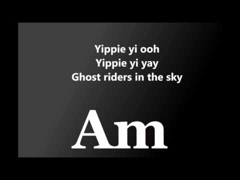 5.5 MB) Ghost Riders In The Sky Guitar Tab - Free Download MP3