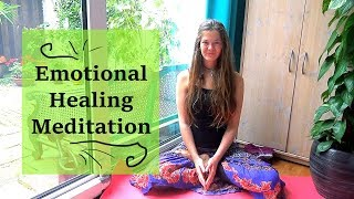 """""""Heal the Emotional Body"""" - A Guided Meditation with heavenly music"""