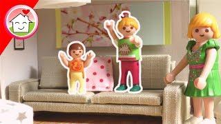 Playmobil Haustour von Familie Hauser - Pimp my PLAYMOBIL Frühling 2019 - DIY for kids