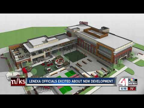 Lenexa moving forward with 2 major projects