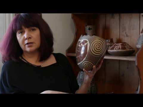 Santa Clara Pueblo Potter Jody Naranjo For Native Treasures