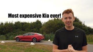 Kia Stinger GT - Review - De duurste Kia van Nederland als daily te gebruiken?