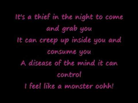 Rihanna Disturbia with lyrics