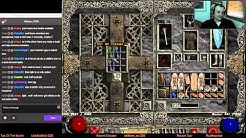 Diablo 2 Uber Tristram Torch Quest! - Smiter Gear and Spec