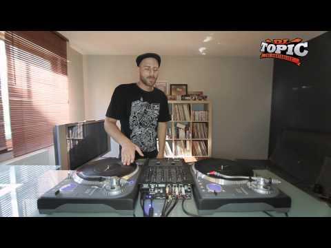 DJ TOPIC 6m DMC Online Final 2013