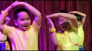 Video Lagu Sekolah Minggu - Yesus Pokok - Doremi Kids (official video klip)