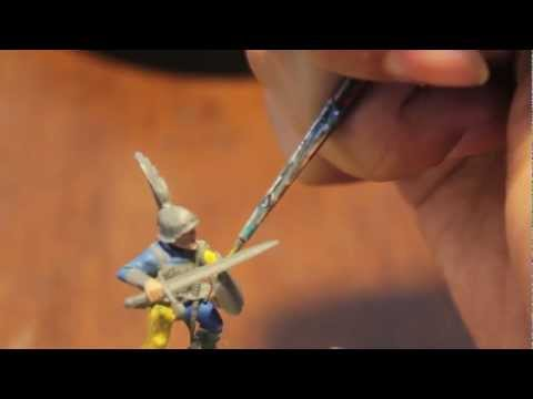 How to Paint Nordland State Trooper Part 1 of 2