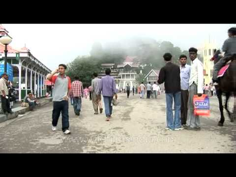 The Ridge : One of the famous tourist attractions in Shimla
