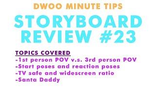 Download lagu Dwoo Min Tip Ep.23 - Storyboard Review