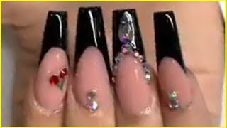 Cat Oval tip coffin shape   Tammy Le