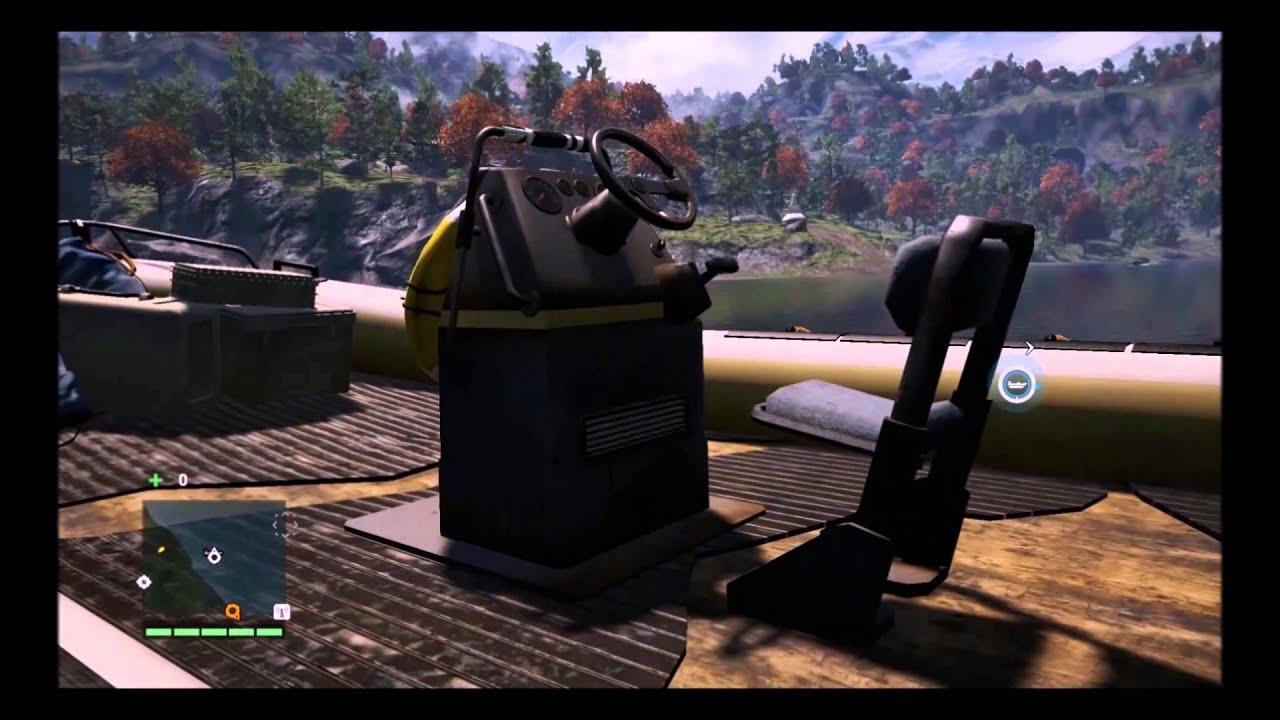 Far Cry 4 Crocodile Bug - YouTube