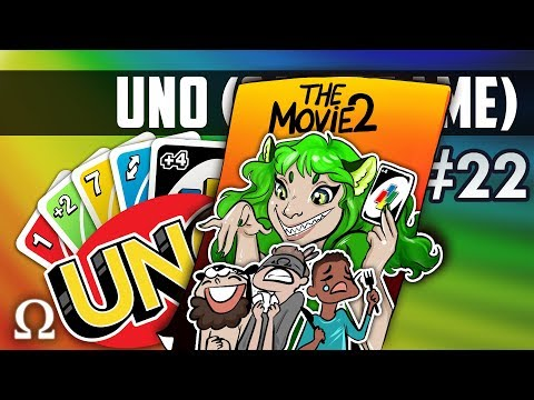 UNO THE MOVIE 2: THE UNO STRIKES BACK! | Uno Card Game #22 Ft. Jiggly, JD, Momo
