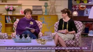 شاهد.. الإعلامية سناء منصور: تعرضت للضرب مرة