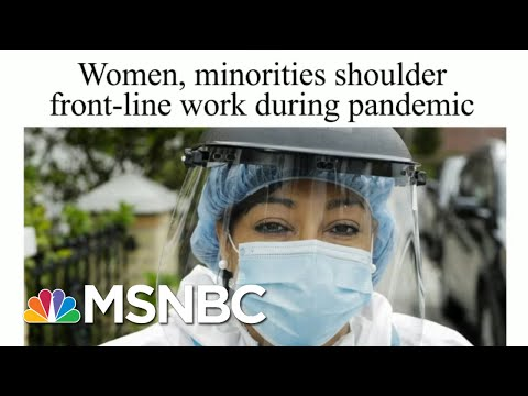 The Women Over 50 Saving The World From Covid-19   Morning Joe   MSNBC
