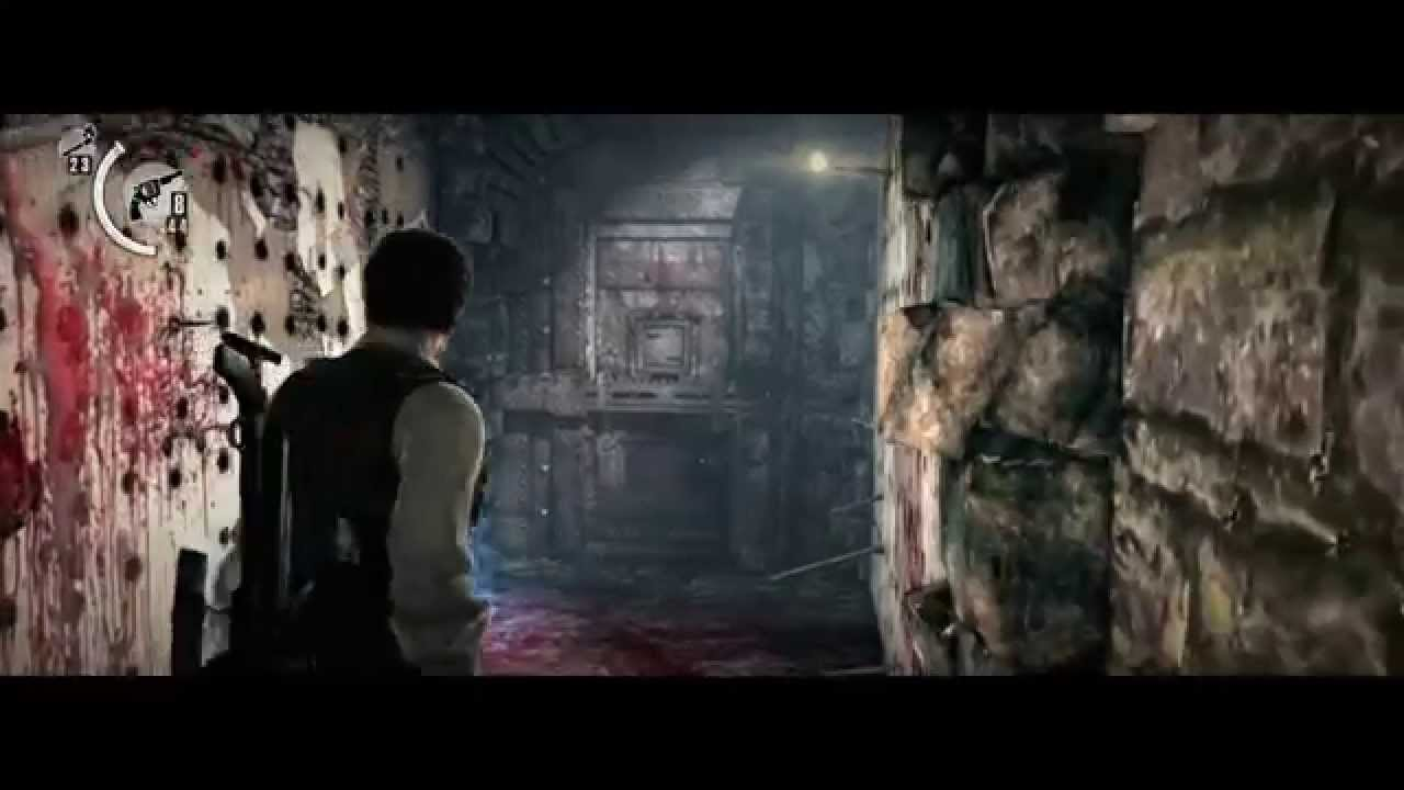 Download The Evil Within - Monster Escape and Secret Castellano's Doppelganger