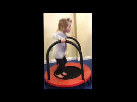 Two years old Gymboree play time!