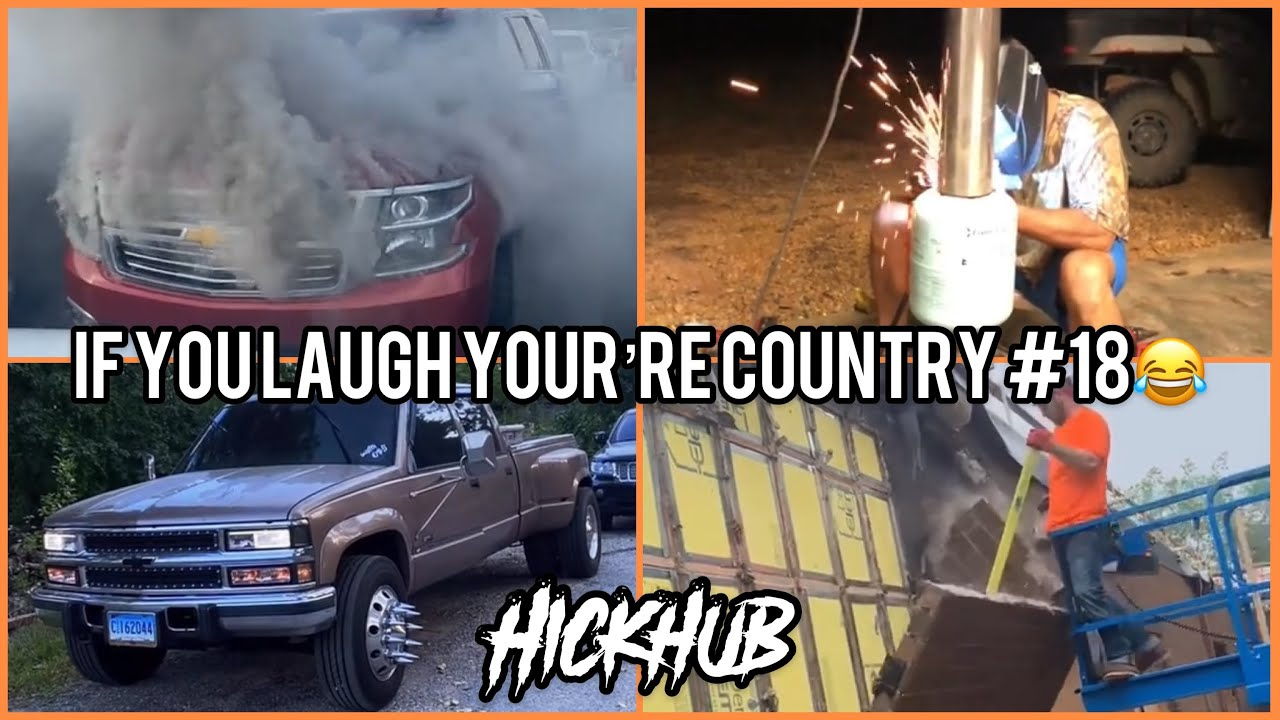 Download IF YOU LAUGH YOU'RE COUNTRY #18