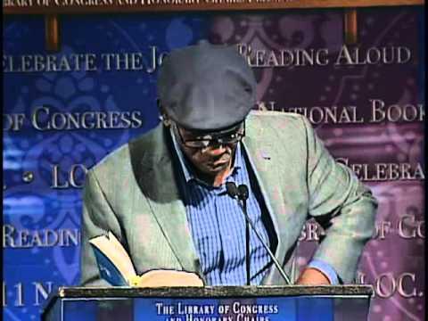 Yusef Komunyakaa: 2011 National Book Festival - YouTube