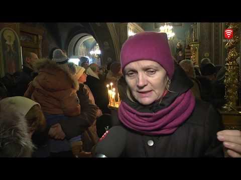 VITAtvVINN .Телеканал ВІТА новини: Різдво в незалежній церкві, новини 2019-01-08