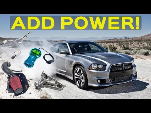 6 Performance Mods to Increase Horsepower on Your Dodge Charger