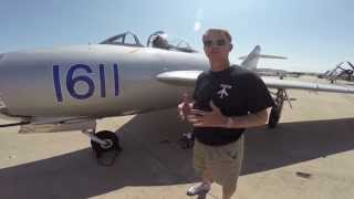 Mig 17 Walkaround Randy Ball