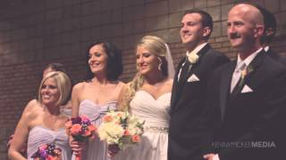 Becky and Caleb Robertson Wedding Video