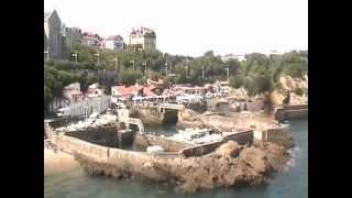 Biarritz à découvrir