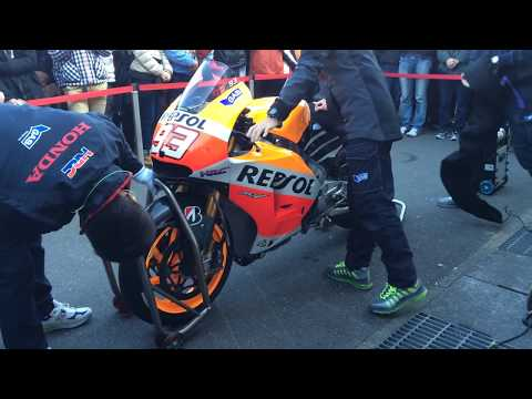 HONDA MotoGP Super Pure Sound!!!!