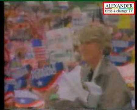 US Democrats - Walter Mondale 1984 Video 1