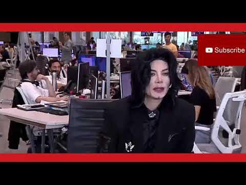 Michael es mi ídolo y esto ha sido como un regalo de la naturaleza