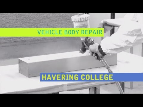 Vehicle Body Repair Courses at Havering College