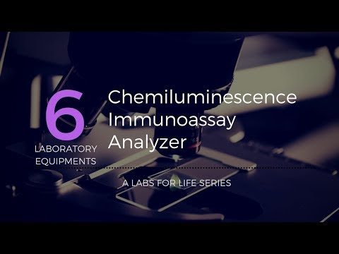 Chemiluminescence Immunoassay Analyzer (CLIA)