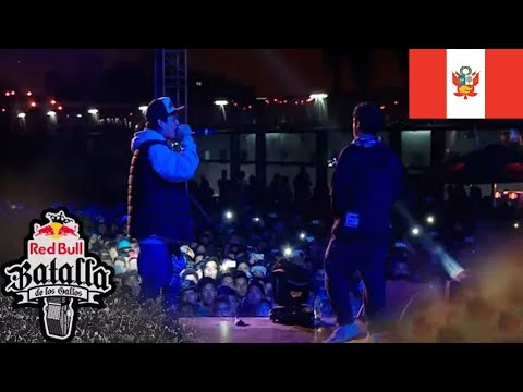 HAMPPER vs ZIGMA - Octavos: Final Nacional Peru 2015 | Red Bull Batalla de los Gallos