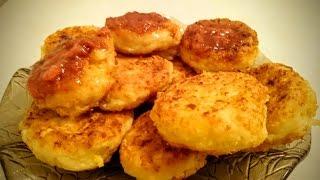 Сырники из творога пошаговый рецепт готовим быстро и вкусно