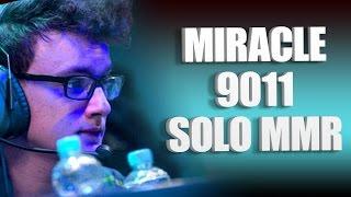 МИРАКЛ НАГНУЛ ДОТУ - MIRACLE DOTA 2 (RUS COMMENTARY)