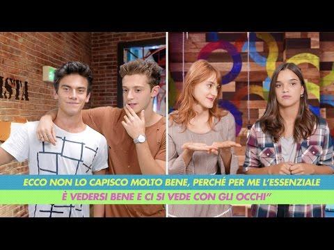 Soy Luna - Chi l'ha detto? - Ruggero e Agustin VS Katja e Malena