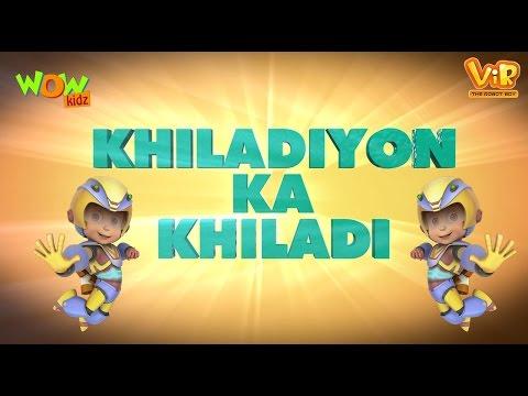 Khiladiyon Ka Khiladi - Promo - Vir The...