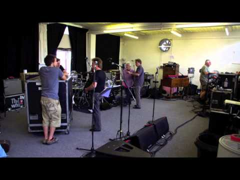Faces in Rehearsal 29th June 2011 (Preview)