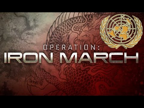 """War Commander"" Operation Iron March Event Wave 51, 52, 53, 54, 55, 56, 57, 58, 59"