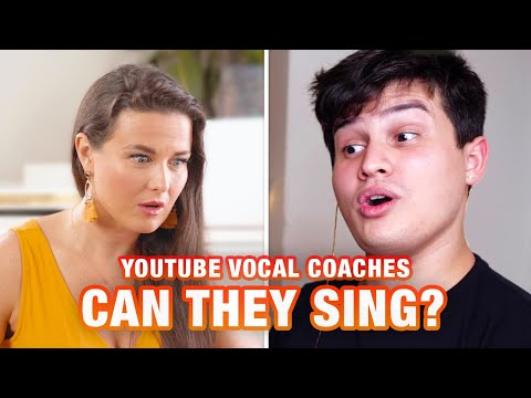 Vocal Coaches REAL SINGING VOICES  Vocals