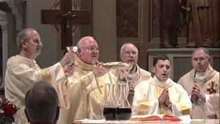 Doxology and Great Amen, Episcopal Consecration of Most Rev. Thomas A. Daly:  May 25, 2011